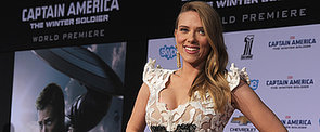 We're Expecting Scarlett Johansson Will Be One Hot Mama