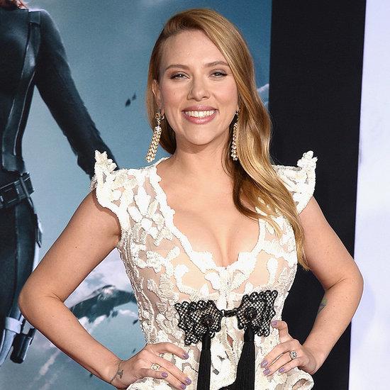 Celebrity Maternity Style; Scarlett Johansson Pregnancy