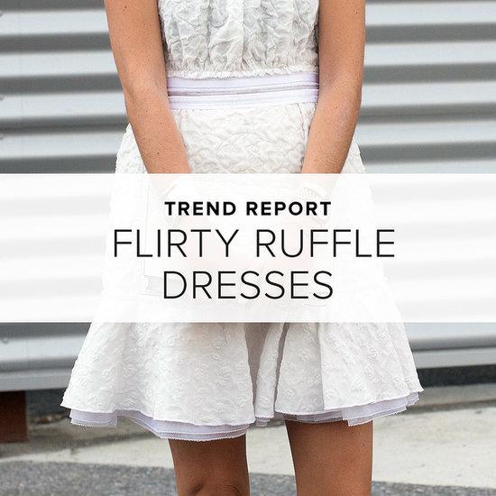 Ruffle Dresses | Shopping