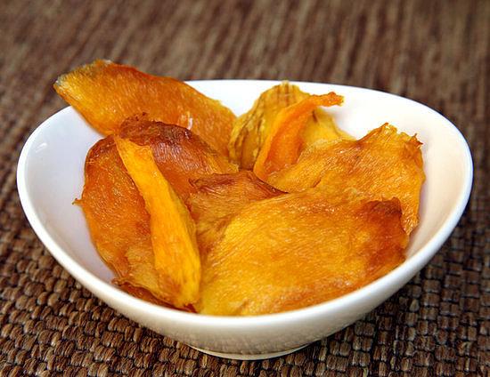 DIY Dried Mango