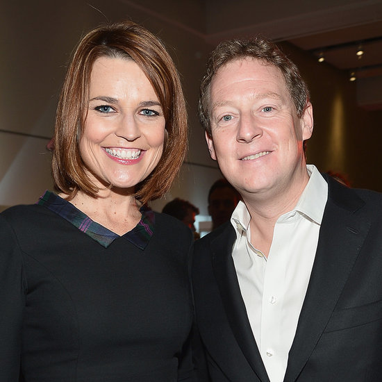 Savannah Guthrie Is Married and Pregnant