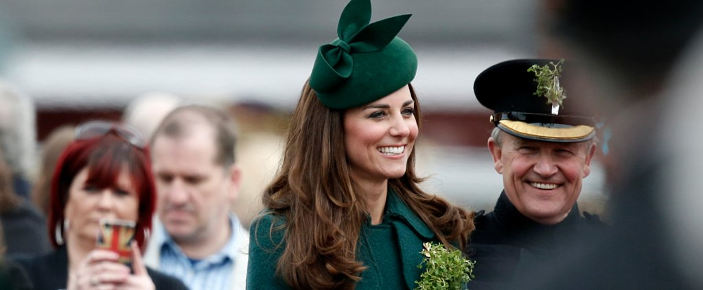 Celebrate St. Patrick's Day With Kate Middleton's Perfect Blowout