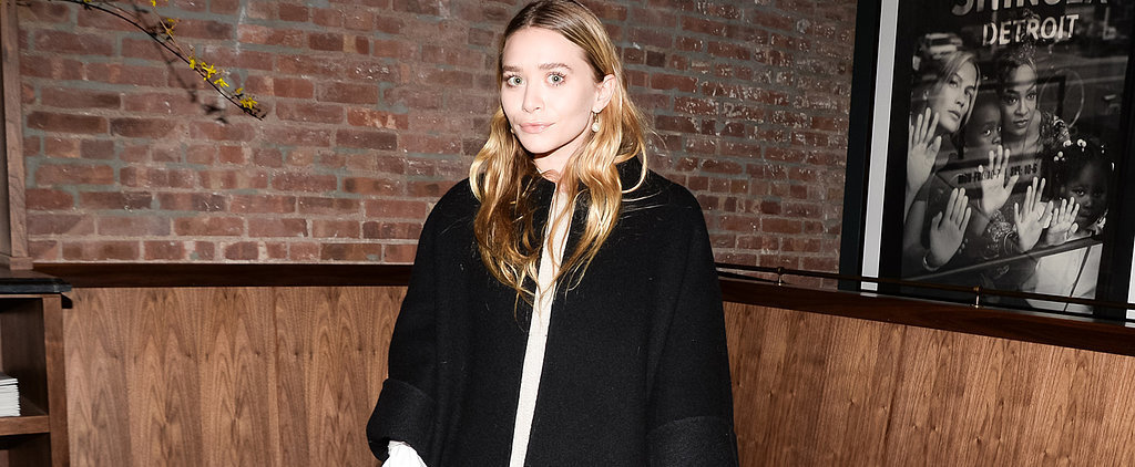 Ashley Olsen Rocks the 3 Chicest Colors Ever — All at Once