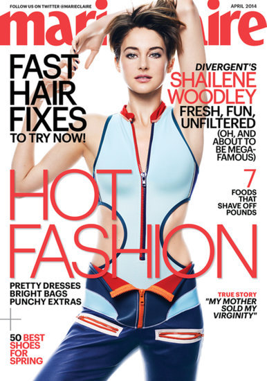 Shailene Woodley Doesn't Think People Should Be With One Person Forever