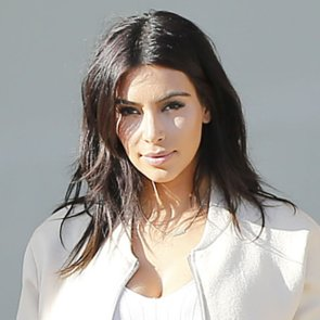 Kim Kardashian Haircut 2014