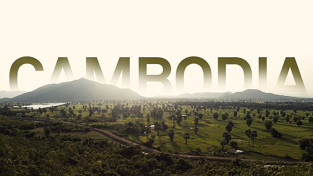 On Location in Cambodia