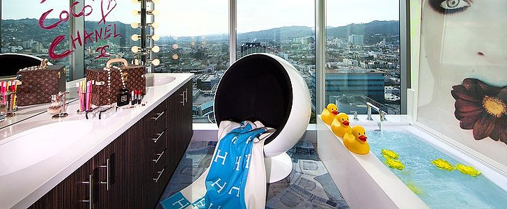 Must See: An Outlandish LA Penthouse