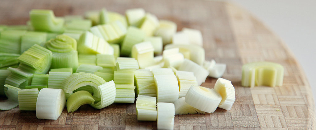 Take Leeks From Gritty to Squeaky Clean
