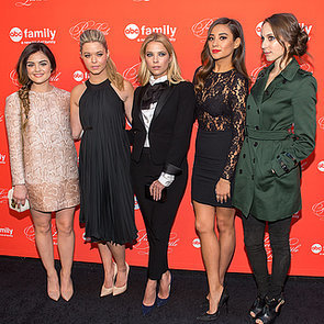 Pretty Little Liars Season 4 Finale Party