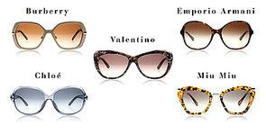 Pünktlich zum Frühlingsanfang: tolle Sonnenbrillen