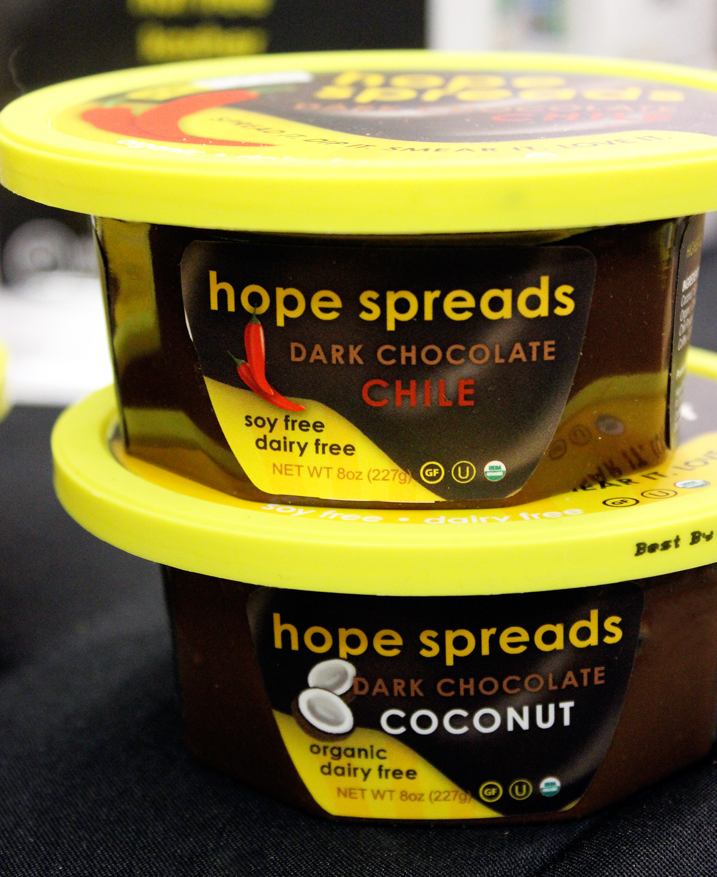 Chocolate Hope Spreads