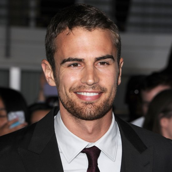 Hot Pictures of Theo James