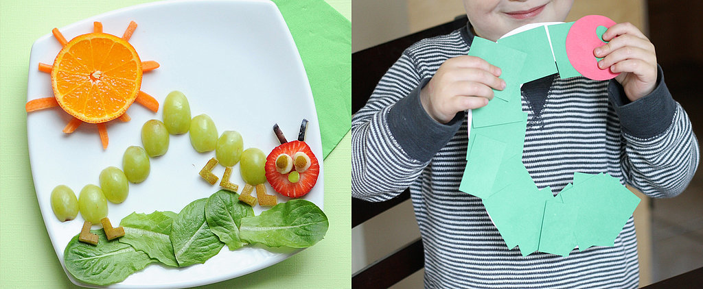 Crafts, Recipes, and More For Your Very Hungry Caterpillar Fan