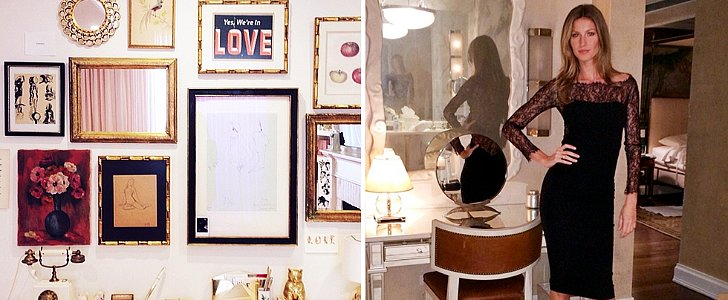 Celebrities Share Their Homes on Instagram