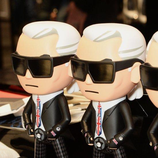 Karl Lagerfeld Emoji App