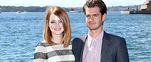 Sydney Gets a Special Dose of Emma Stone and Andrew Garfield