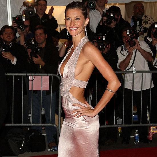 Gisele Bundchen's Sexy Red Carpet Dresses