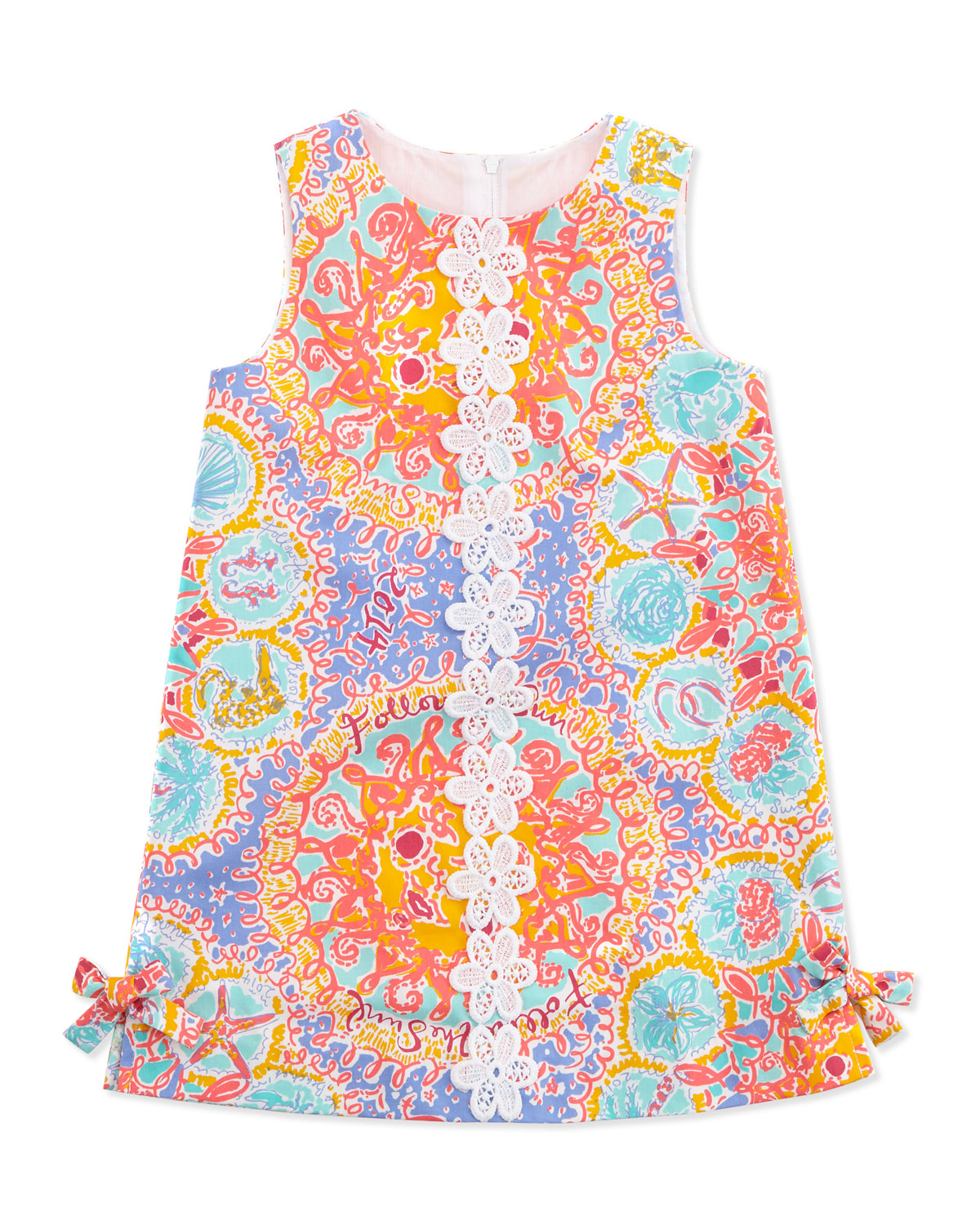 Lilly Pulitzer Classic Shift Dress