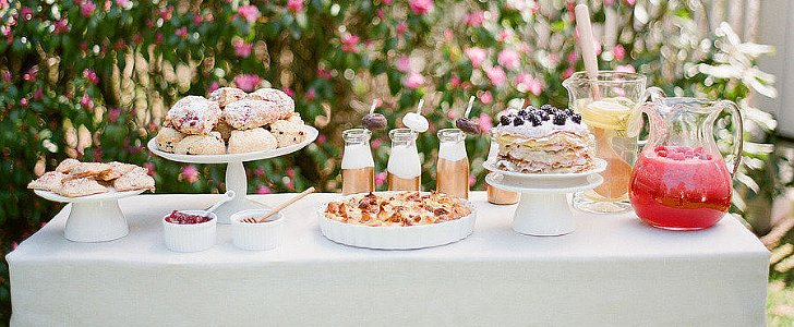 Set the Bar: Creative Food and Drink Station Ideas