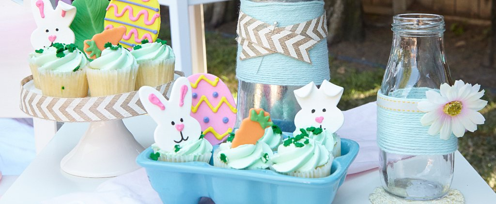 Hop on Over to This Fashionable Easter Egg Hunt