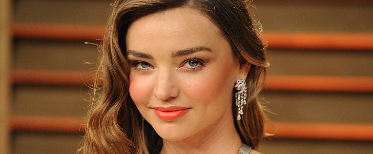 Miranda Kerr Inks a New Fragrance Deal With Escada