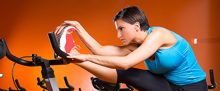 A Postride Yoga Sequence For Indoor-Cycling Addicts