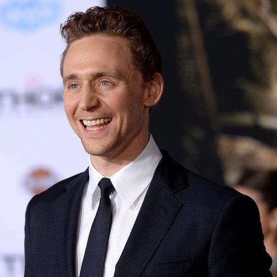Tom Hiddleston as Loki at Comic-Con | Video