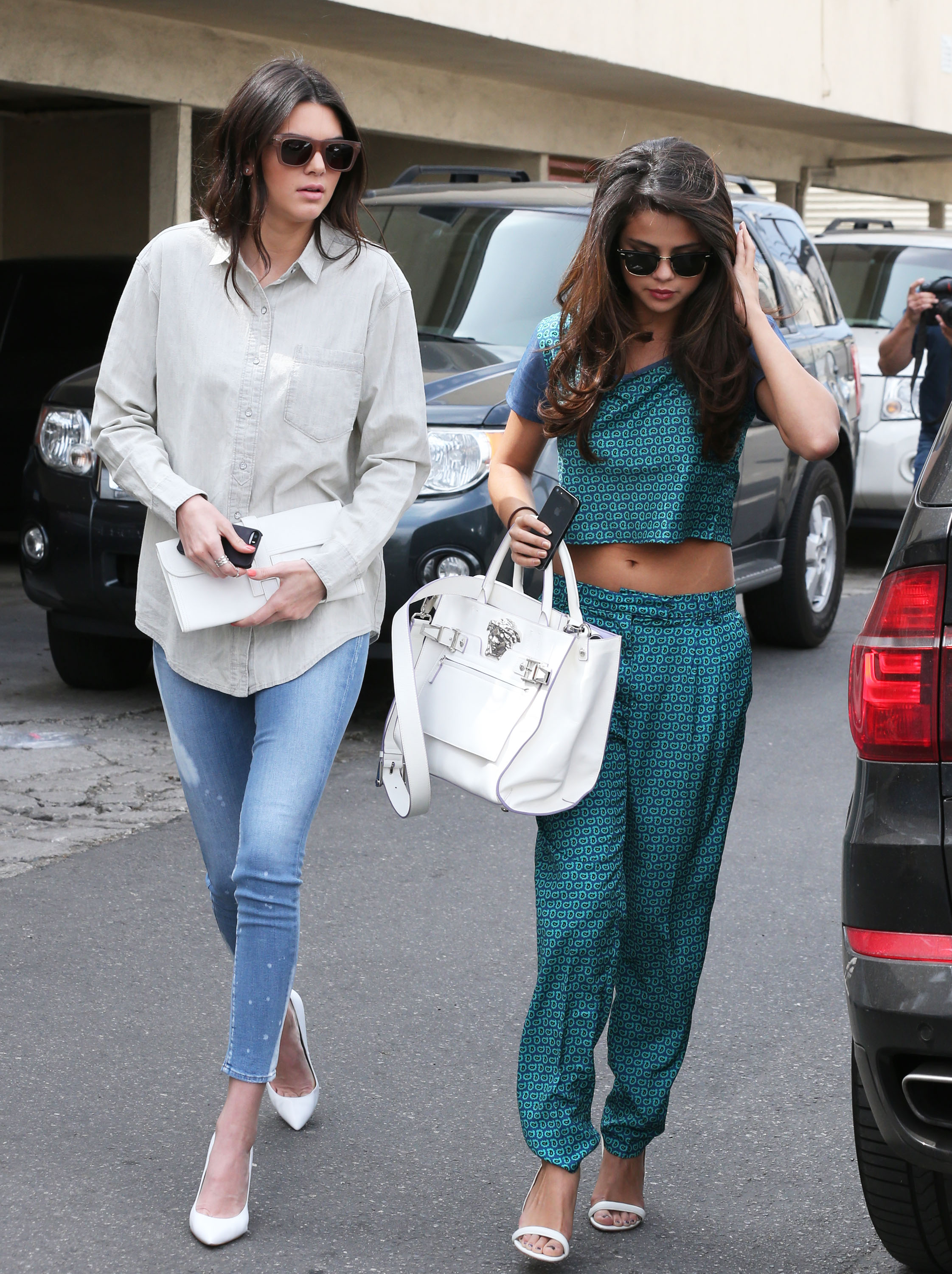 Kendall Jenner And Selena Gomez Share This Link