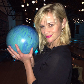 Reese Witherspoon's Birthday Bowling Pictures