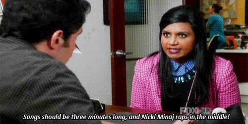 When she explains the art of pop music