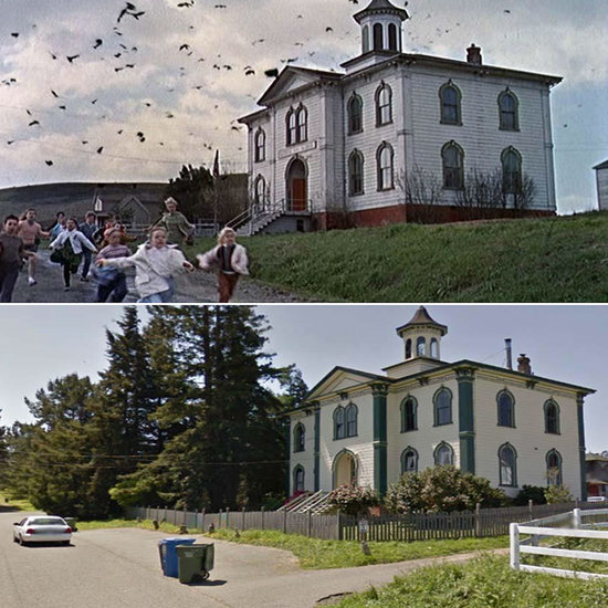 Movie Locations Then and Now
