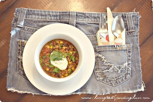 Corn and Black Bean Chili