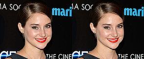 Shop the $10 Mascara Shailene Woodley Rocked on the Red Carpet