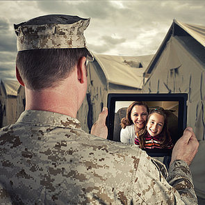 New App For Military Dads
