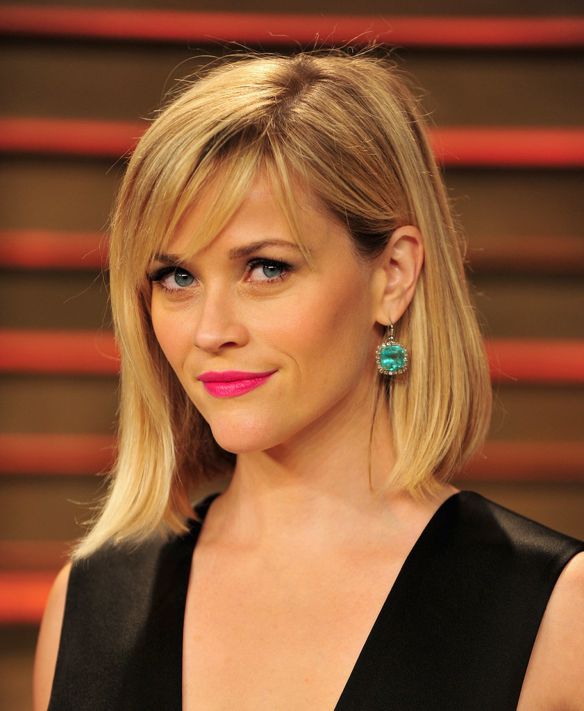 Reese Witherspoon's Wispy Bangs