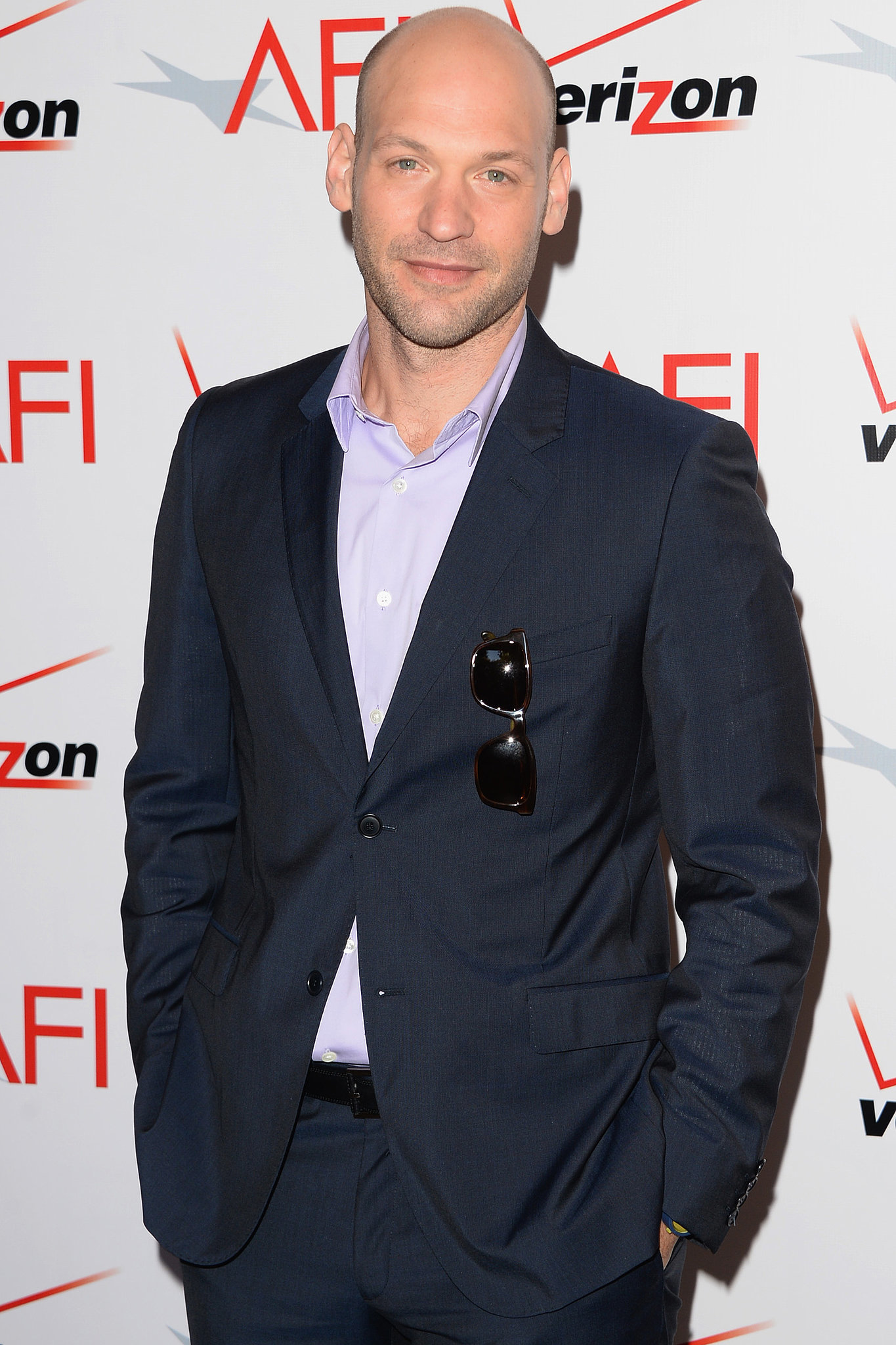 House of Cards' Corey Stoll joined Ant-Man along with Paul Rudd and Michael Douglas.