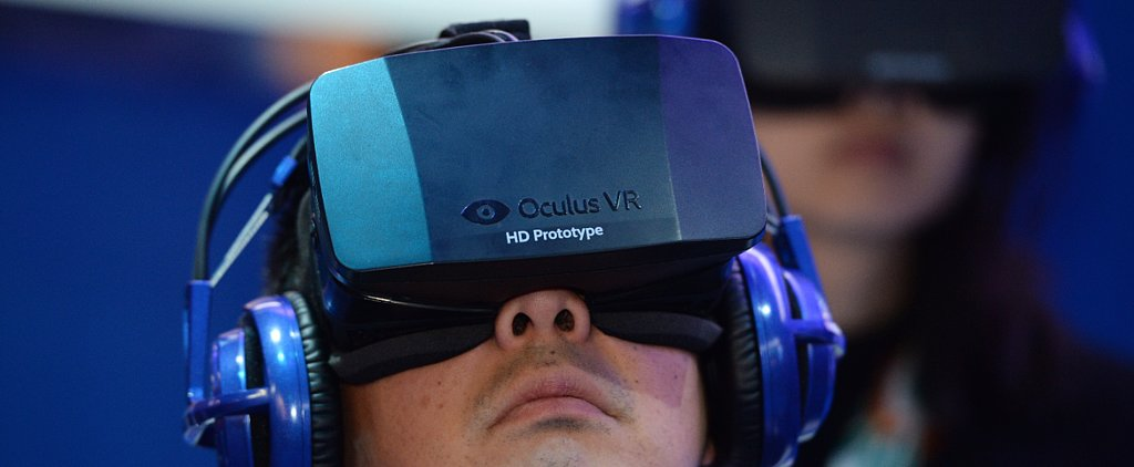 """It's Like Teleporting"" — Facebook Buys Virtual-Reality Maker Oculus"