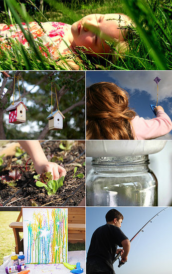 39 Things to Do With Your Kids This Spring