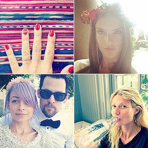 Celebrity Beauty Instagrams | March 26, 2014