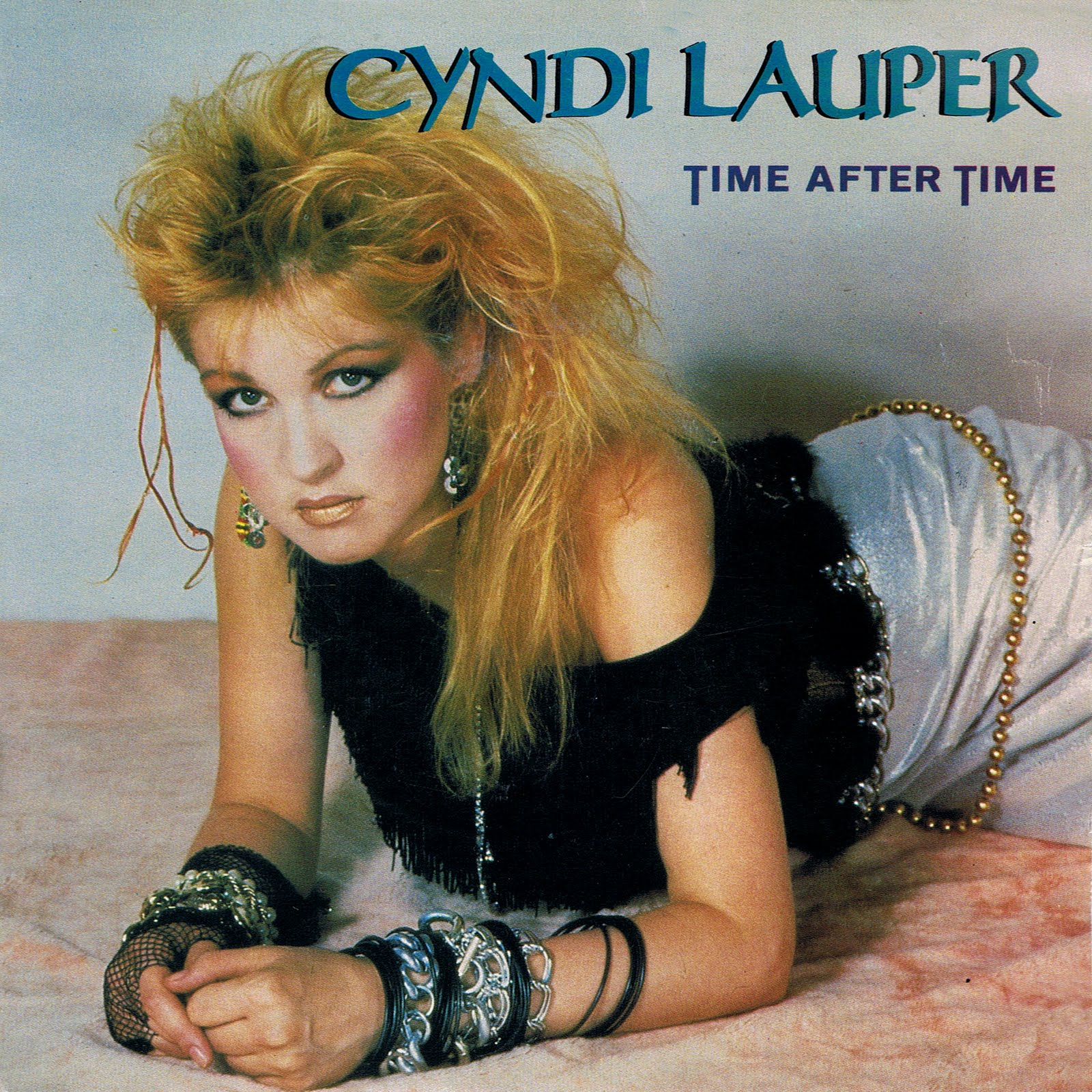 """Time After Time"" by Cyndi Lauper"