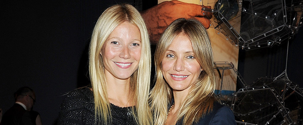 """Cameron Diaz on Gwyneth and Chris: """"They Worked Really Hard"""""""