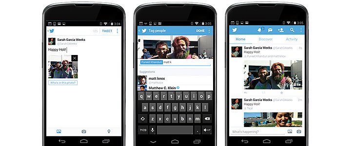 Twitter Steps Up Its Photo Game With New Features