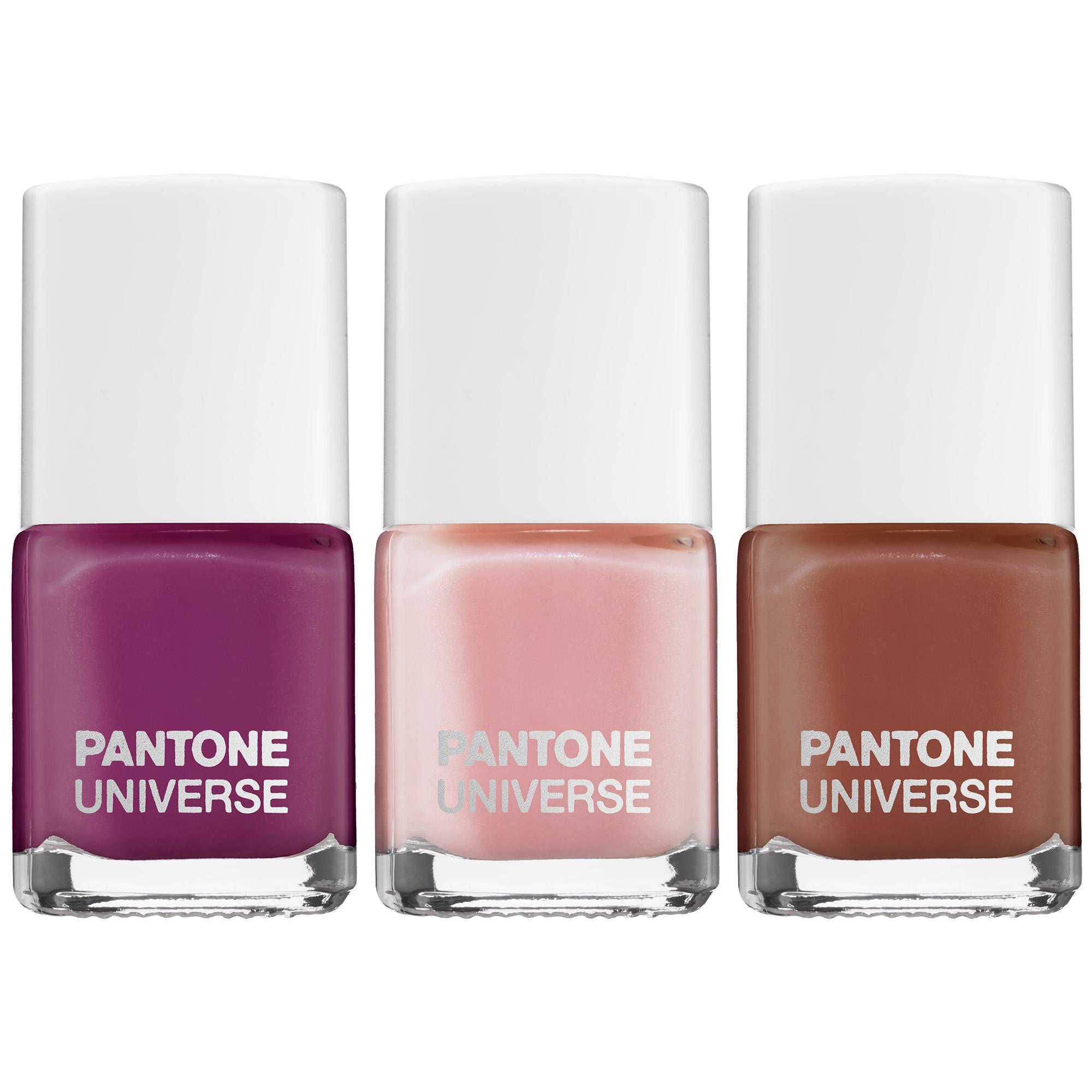 Sephora + Pantone Universe Nail Ambrosia Trio