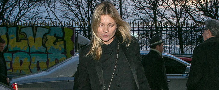 Who Knew a T-Shirt Could Make You Look Just Like Kate Moss?