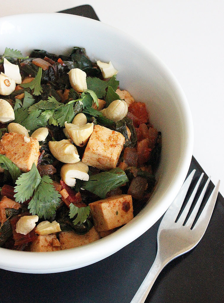 Indian-Spiced Chard With Tofu | 50+ Delicious Recipes That ...