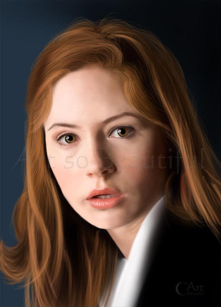 Amy Pond