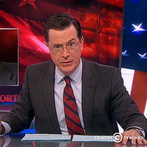 #CancelColbert and The Colbert Report Tweet
