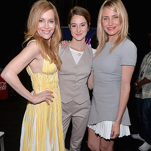 Shailene Woodley's Casual Style at CinemaCon in Las Vegas