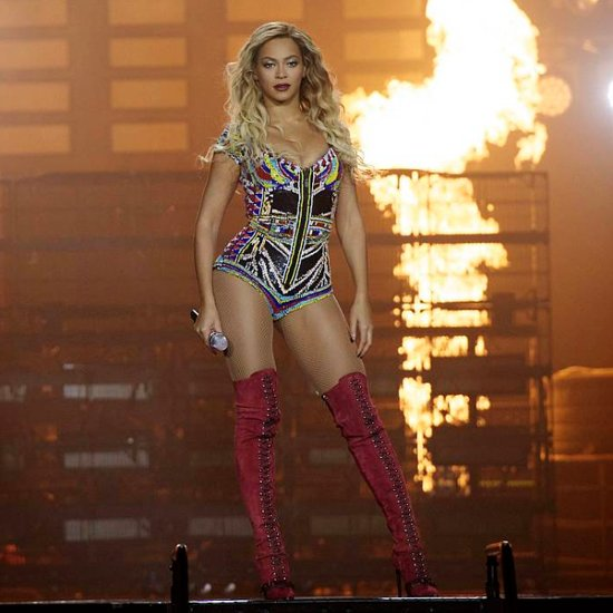 Best Pictures Highlights Of Beyonce Mrs Carter World Tour