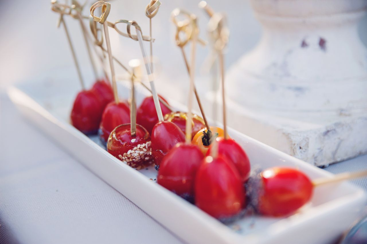 Reception Appetizers